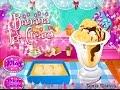 Banana Ice Cream Games