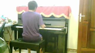 oh my love- 365 piano cover