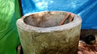 Anak Kecil Bergelantungan di Dalam Sumur -Lucu#Said distama