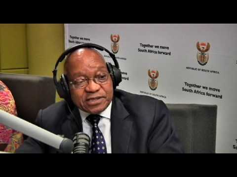 President Jacob Zuma's post SONA interview, 17 February 2017