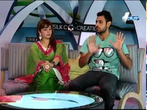 Iftar Transmission Guest Rehan Butt and Mrs Rehan Butt Ep 9 Part 5/5