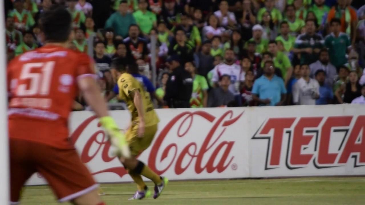 Semifinal Juego De Ida C2017 Fc Juárez Vs Dorados Resumen