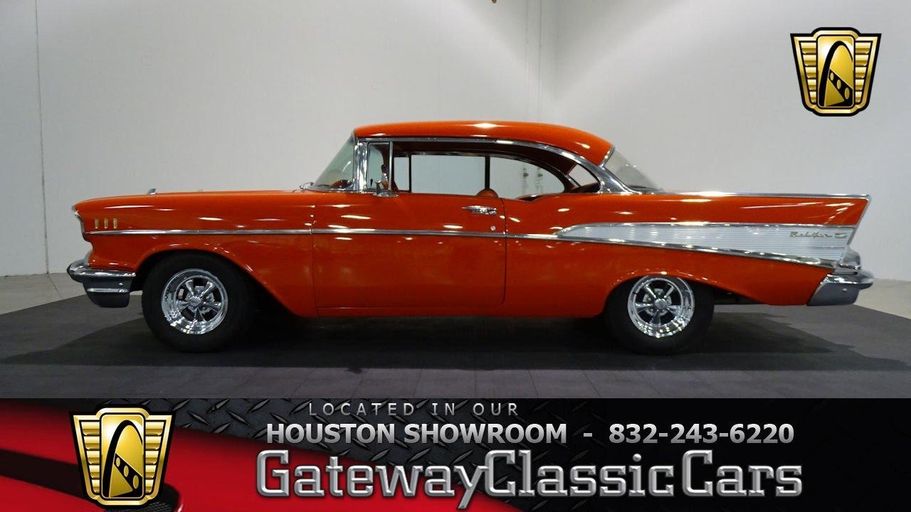 Chevrolet Bel Air Gateway Classic Cars Houston Showroom
