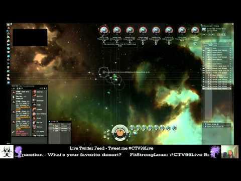 Eve Online - Salvaging Walk Through