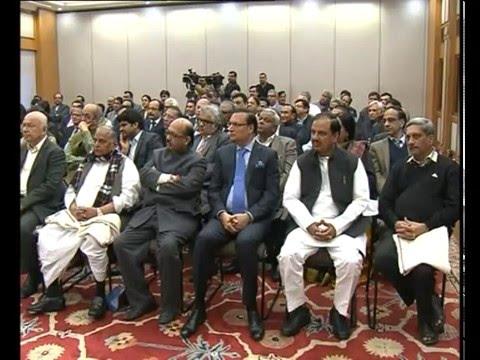 PM Modi at Subhash Chandra's book release in New Delhi