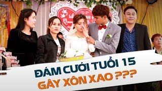 Mạng xã hội xôn xao thông tin cô dâu 15 tuổi kết hôn với chú rể 18 ở Nghệ An