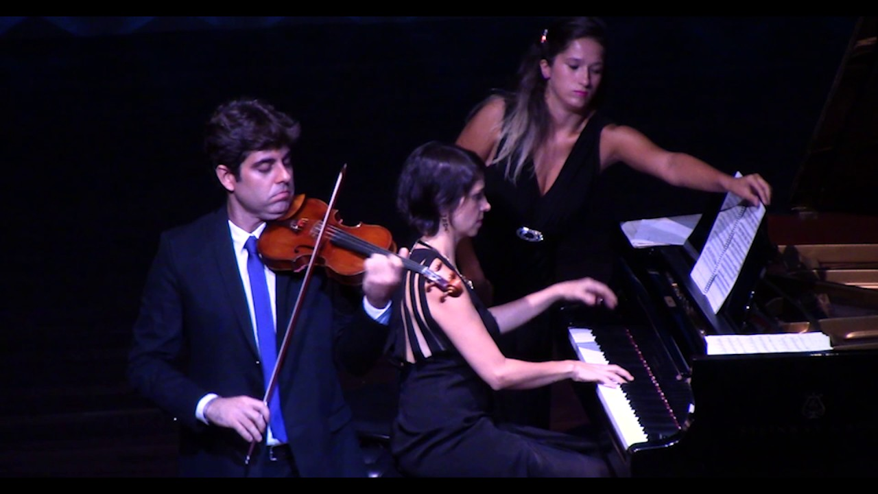 Daniel Guedes 40th Birthday Celebration Concert - Sarasate Romanza