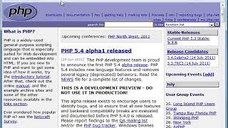 Урок 4. Основы PHP.