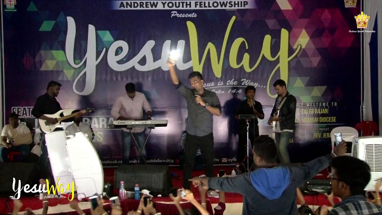 Download Azhagae (Live) | Levi 3 | Pastor. John Jebaraj Live in Mumbai | YesuWay - AYF
