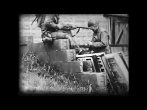 """Reconnaissance Patrol"" 1955"