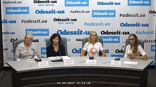 Всеукраинский марш за права животных в Одессе