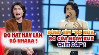 NGẤT NGÂY với giọng hát trầm ấm cùng với sự hài hước của bé BƠ TÂY PHI Quang Trung
