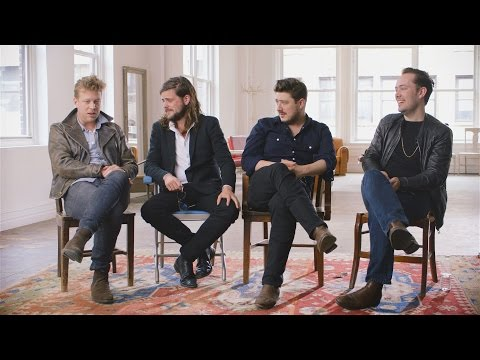 Mumford & Sons Interview Teaser