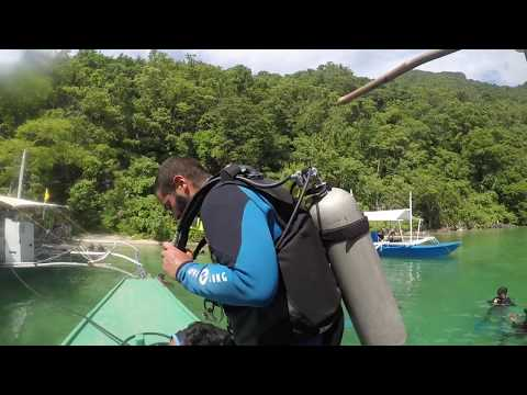 Diving WWII Shipwrecks in Coron Philippines! MUST SEE