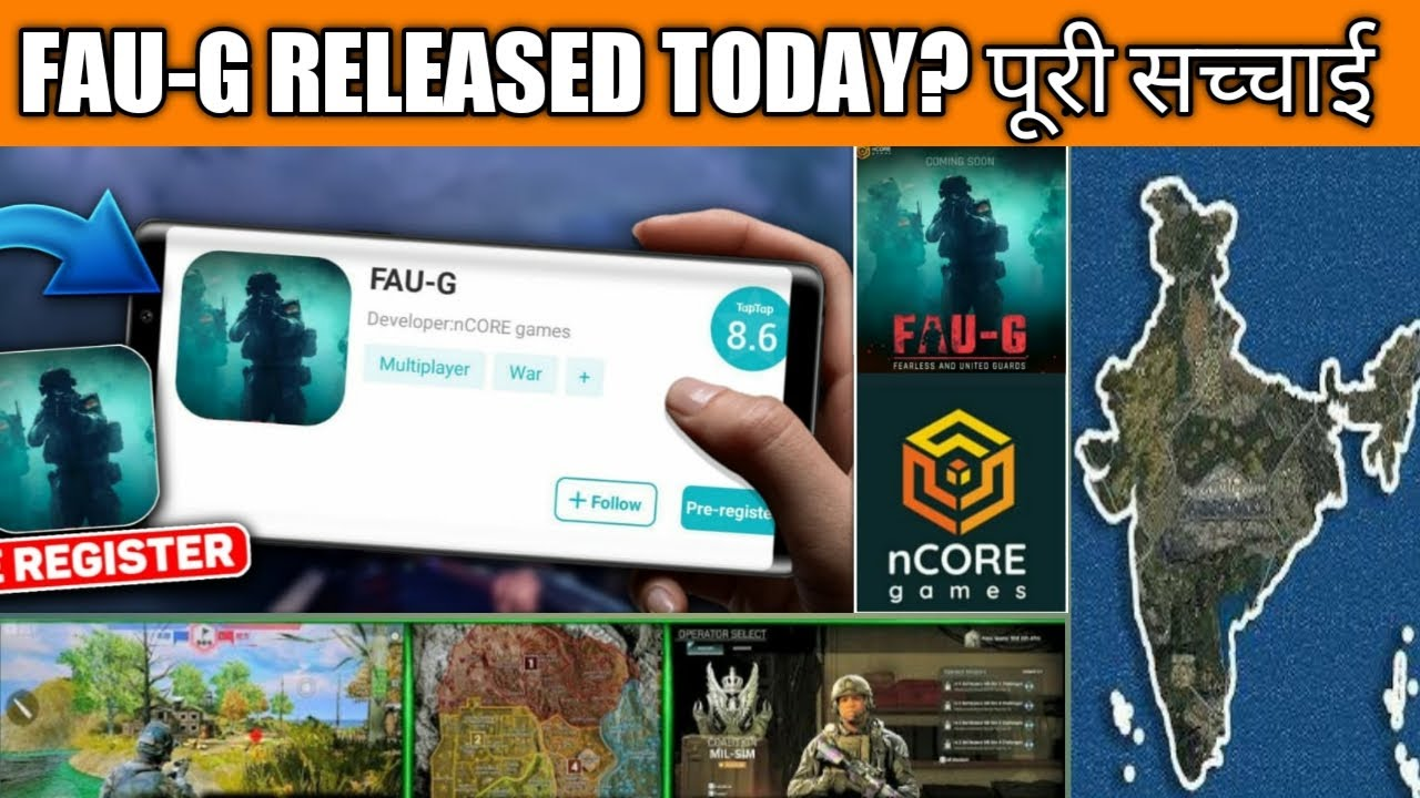 How To Download FAU-G Game | FAU-G Registration Start | Faug Game Beta Version | Fau-G Game Download