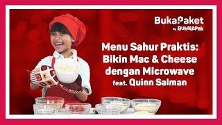 Download Video Menu Sahur Praktis ala Quinn Salman: Mac & Cheese | BukaPaket for Kids MP3 3GP MP4