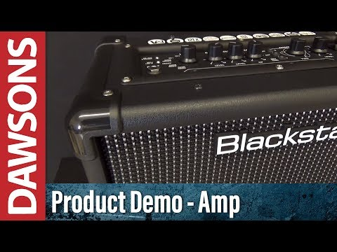 Blackstar ID:Core Stereo 40 V2 Guitar Combo Amplifier Review