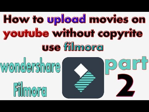 how-to-upload-movies-songs-trailer-music-without-copyright-on-youtube-use-filmora