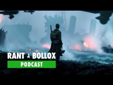 Bond, Bran, and Britain - Rant & Bollox Film Podcast
