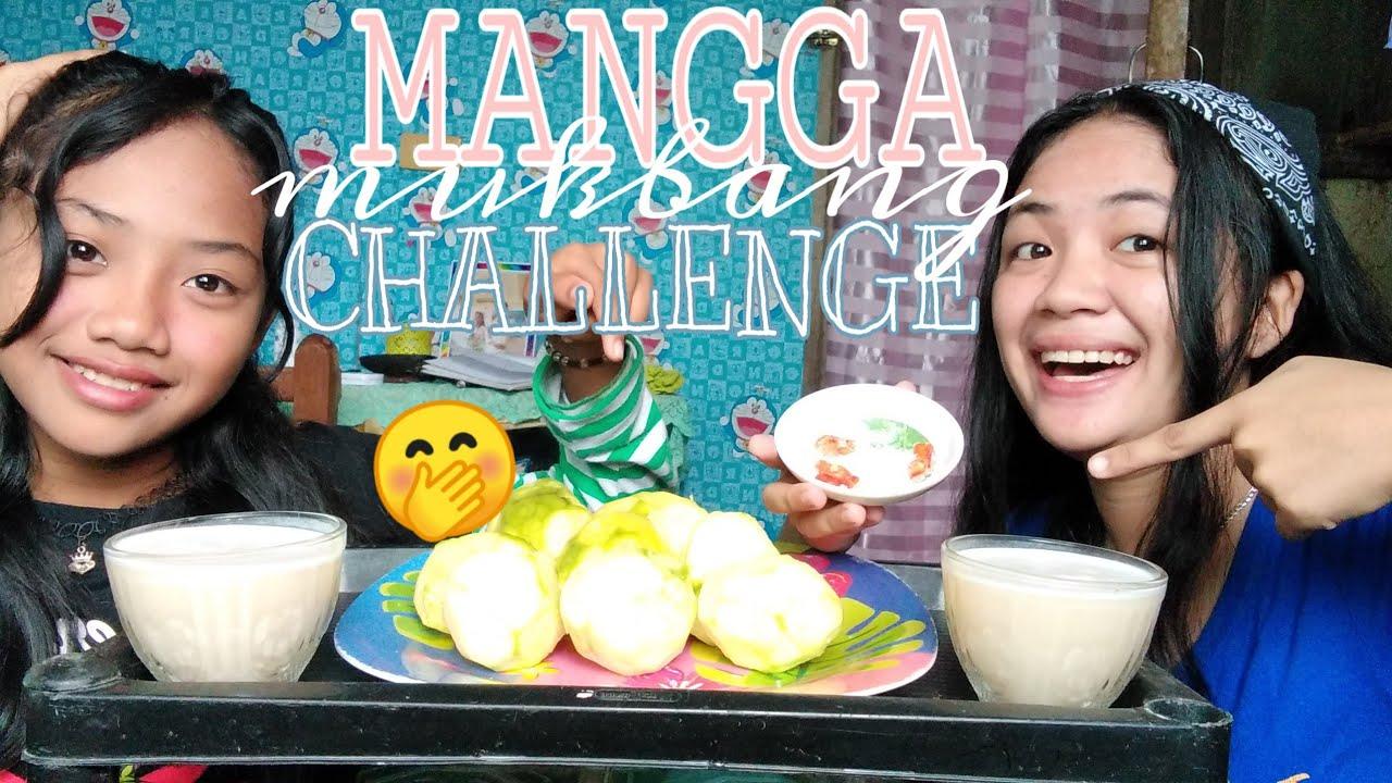 Vlog #7 | Mangga Mukbang Challenge