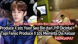 Fans Produce X 101 Membuat Surat Resmi Agar Trainee JYP Yoon Seo Bin Keluar dari Produce X 101