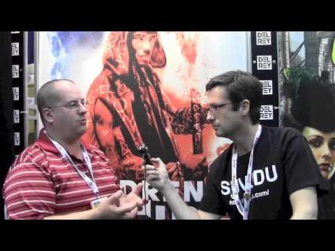 SDCC 2013: Drew Karpyshyn on 'Children of Fire'