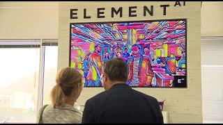 C.A.: la vente d'Element AI