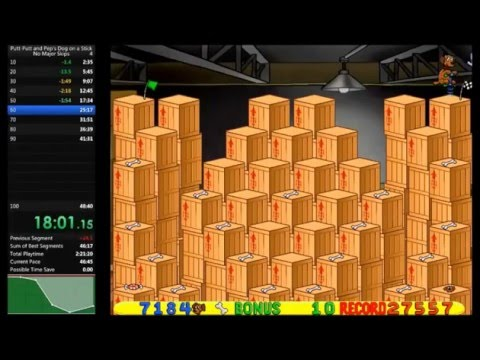 Dog on a stick 46:49 [WR]