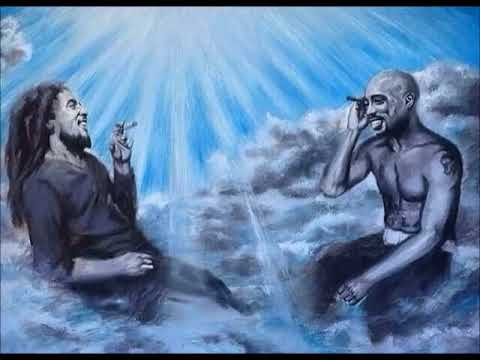 2Pac & Bob Marley - Away in paradise Remix