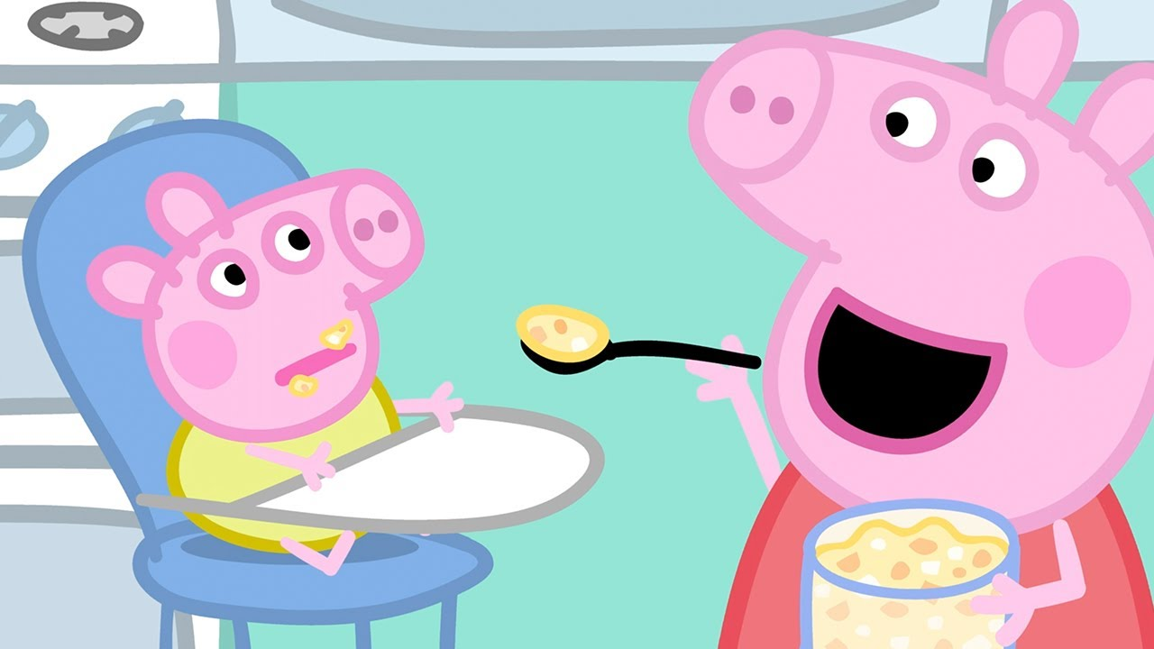Peppa Pig Official Channel | Baby Alexander | Peppa Pig Episodes