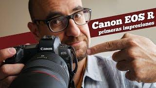 Canon EOS R: primeras impresiones desde Londres