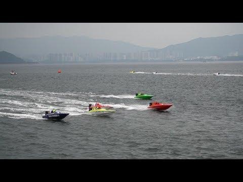 Asia Powerboat Race Hong Kong 2018