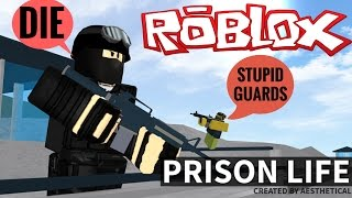 Roblox - Prison Life v2.0 - ARRESTING ALL THE CRIMINALS!