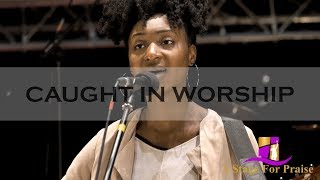 Adegail - I Will Live For You (Spontaneous Worship) | Caught In Worship