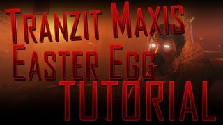 TRANZIT EASTER EGG | Maxis Storyline: Complete Tutorial *Tower of Babble*