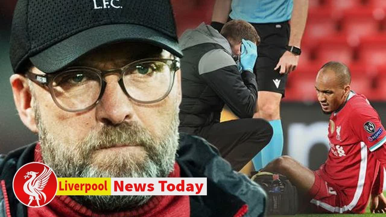 Liverpool boss Klopp: Fabinho injury 'exactly the last thing we needed'