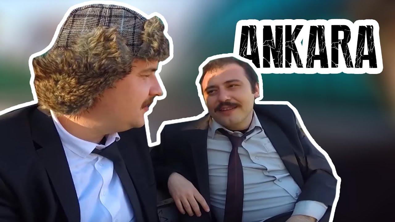 Ankara Övmesi - Amansız Övücüler