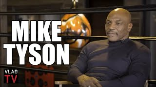 Mike Tyson: My Wife Wants to Confront Larry Holmes Over