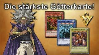 Yu-Gi-Oh! - Die mächtigste Ägyptische Götterkarte!