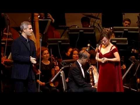 Sumi Jo & Safina - All I Ask of You (from Phantom of the Opera)- L.Webber