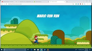 Gambar cover CSS3 Animation Tutorial in Hindi | Mario Game using Animation in CSS Example