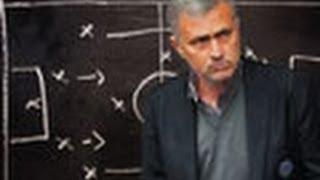 How Jose Mourinho Parks The Bus
