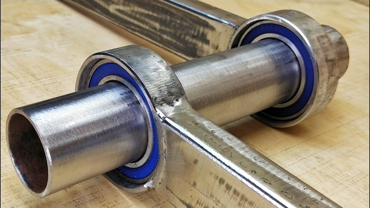 Шикарная идея из металлолома! 100% рабочее устройство!
