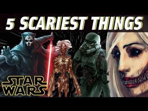 5 Scariest Things In Star Wars Legends
