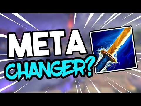 SMITE: Golden Blade: Meta Changing Or Just A Gimmick? An Analysis