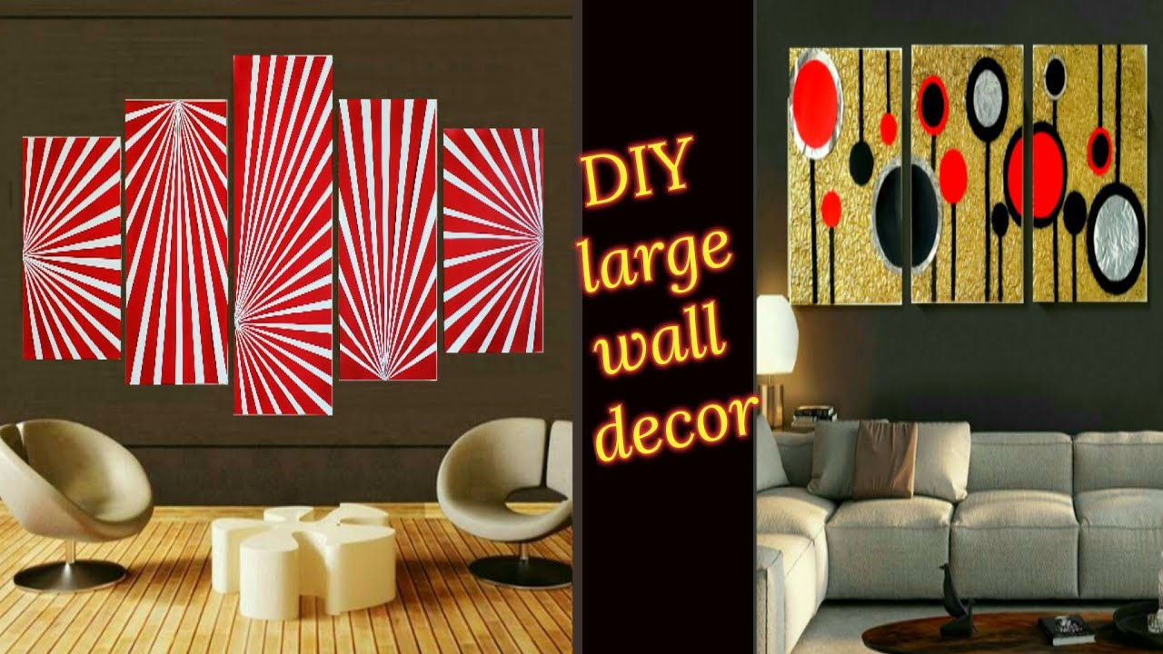 Diy Home Decorating Ideas Art And Craft Diy Craft Diy Project Craft Angel Youtube