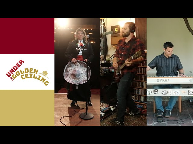 Under the Golden Ceiling - Roxanne Chantaca, Andy Dalton, Curtis McLeod