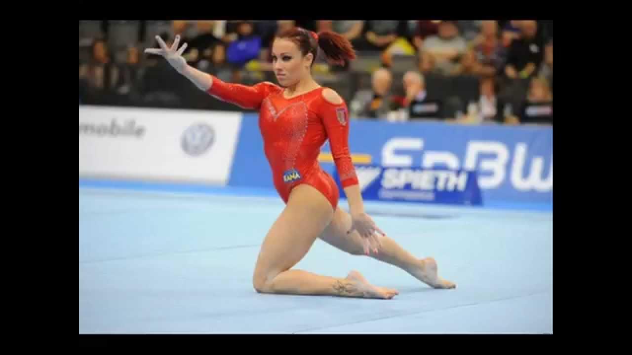 Vanessa Ferrari Floor Music 2014 2015 Hd Youtube