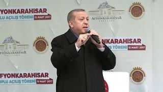 رجب طيب أردوغان يشن هجوما لاذعا على أوروبا