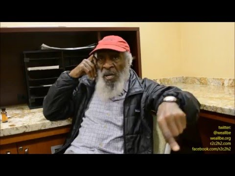"Baba Dick GREgory Wakes Em Up: False Flags & Patriot GaMEs 2015..."" #RichManTricks"